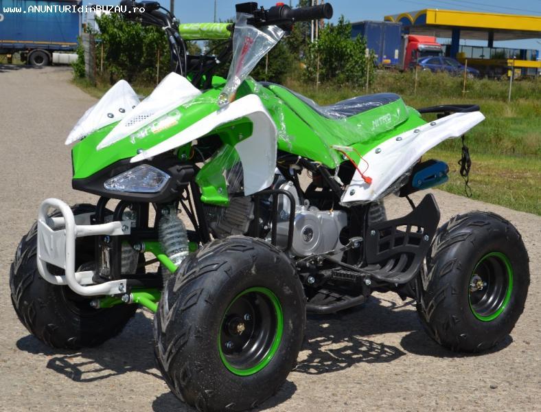 ATV Nitro 125cc Speedy RG7 Automat /roti de 7 inchi