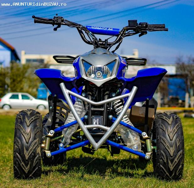 ATV Nitro 125cc Jumper RG7 Automat /Roti de 7 inchi