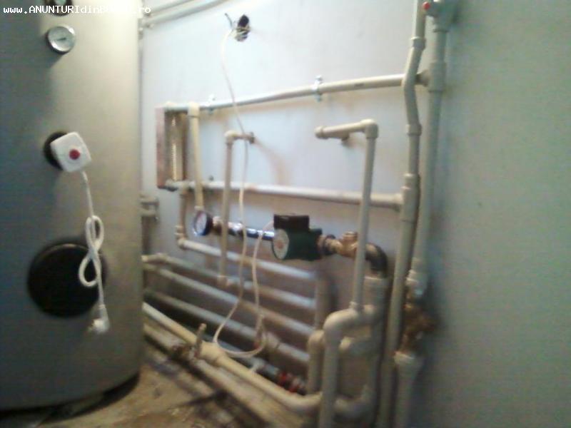 Instalator Corbeanca-Balotesti-Otopeni sanitar !