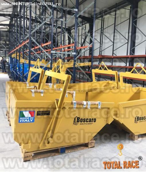 Bene beton livrare stoc Bucuresti Total Race