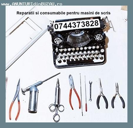 Reparatie masina de scris-0744373828