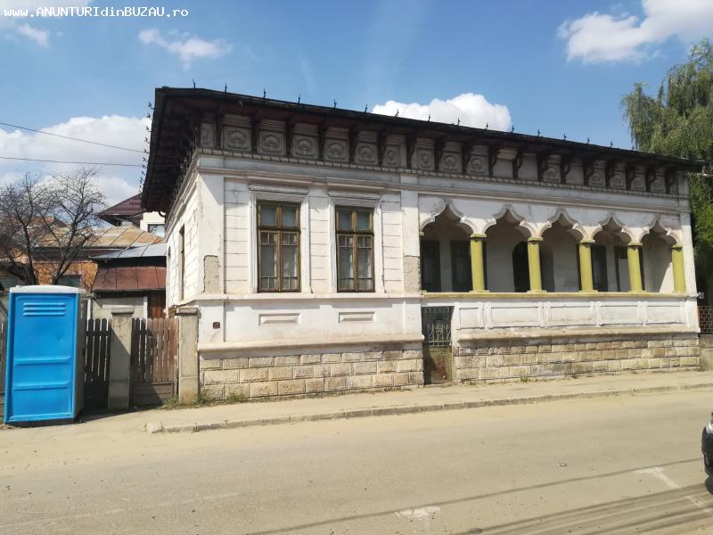 Casa zona centrala Buzau