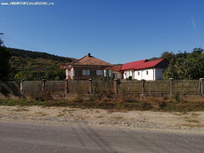Casa cu teren in Beceni, Buzau