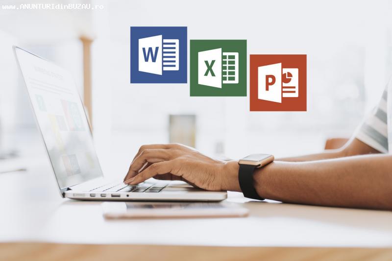 Meditatii de operare calculator - Word, Excel, PowerPoint
