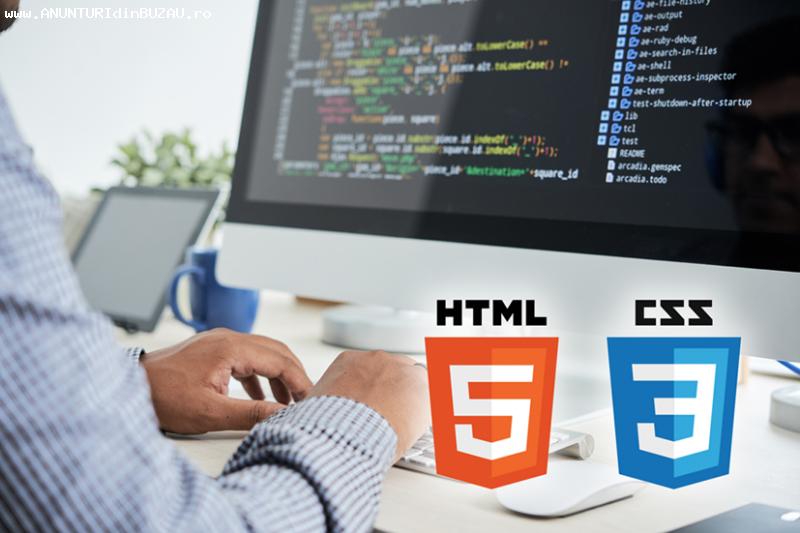 Meditatii de webdesign pentru incepatori - HTML, CSS