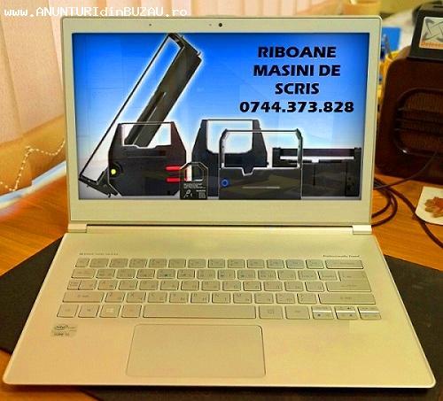 Riboane masini de scris Olivetti ETP, Brother AX, Panasonic,