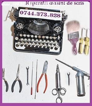 Reparatii masini de scris mecanice-0744.373.828