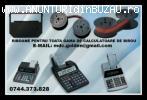 Rola tus calculator de birou 0744373828 si rola hartie ptr.
