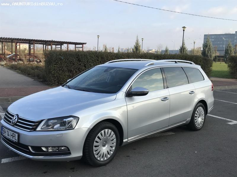 vw passat 4motion,an 2012,140 cp