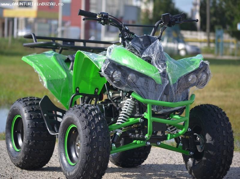 Atv Montain Warrior 125cc, Roti de 8 inch