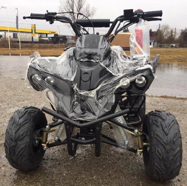 Atv Renegade 125cc,Roti de 7 Inch,Import Germania