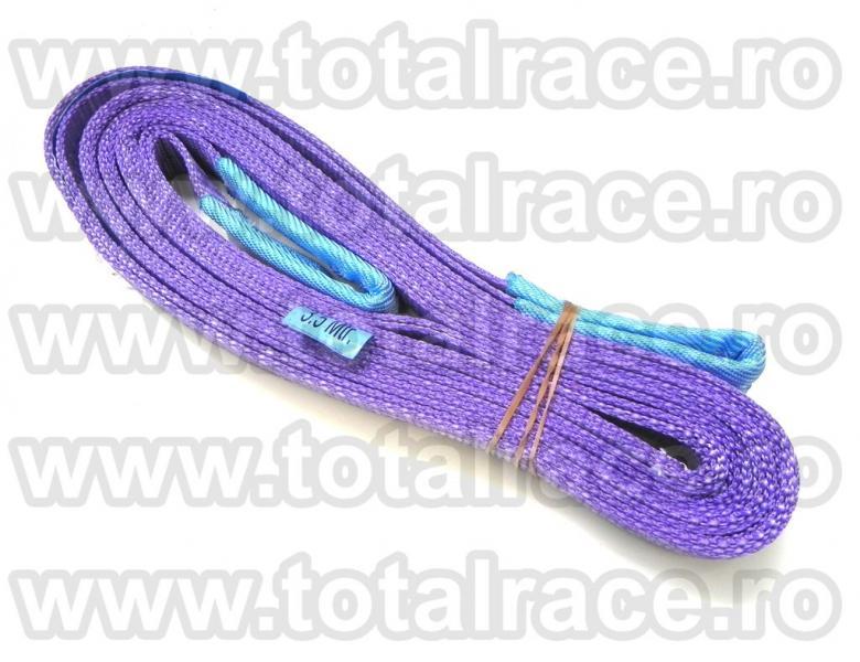 Chingi textile ridicare europaleti Total Race