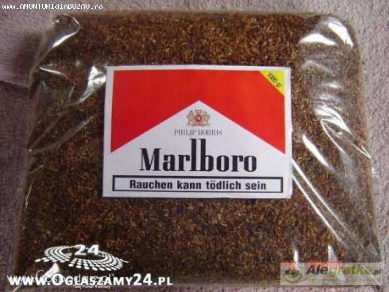 Vând tutun firicel trimit oriunde in țară