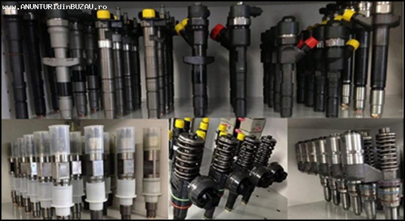 Reparatii injectoare Bosch, Pompe Duze, Piezo, Delphi