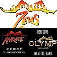 Club ZEUS / OLYMP Elvetia angajeaza legal, tinere 18 +, drag