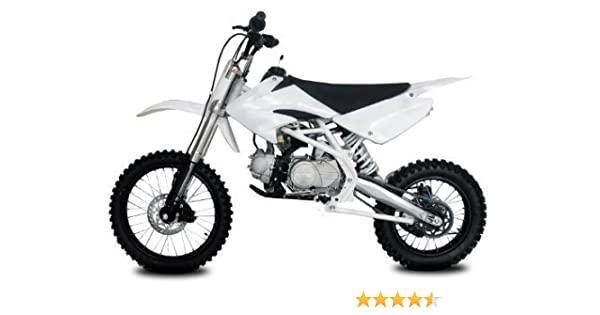 MOTOCROSS THUNDER BIKE 125CC 17 / 14 MANUALA 4 TREPTE