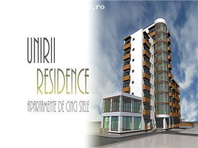 Vanzare apartament 2 camere, zona Unirii Centru