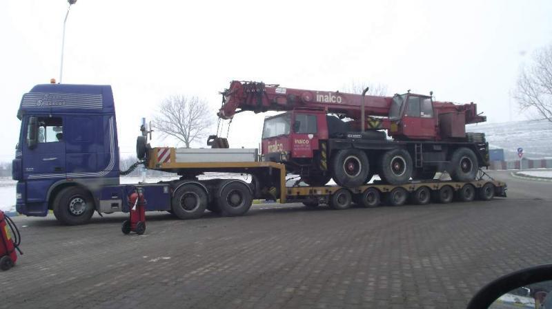 Transport utilaje Germania Aanglia Franta