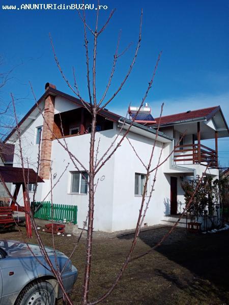 Casa  de vanzare    Buzau- Focsanei