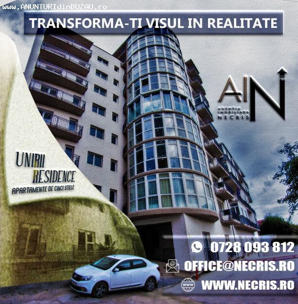 Apartament 3 camere tip semirotund -bloc nou-unirii centru