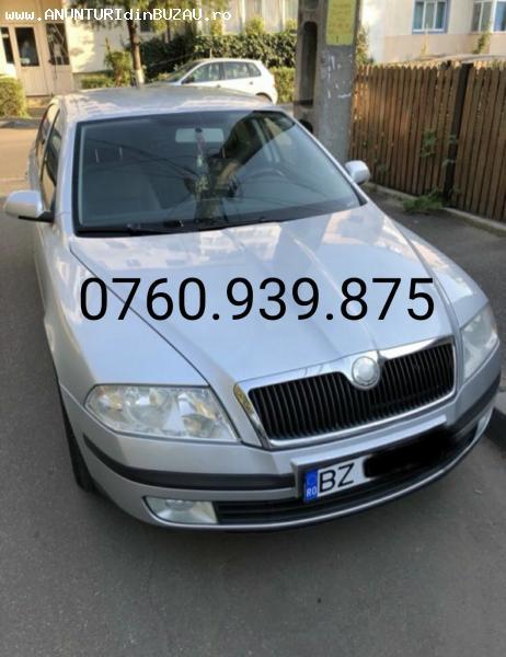 Ieftin Skoda Octavia 2 , 1.6 benzina , an 2008 , stare buna