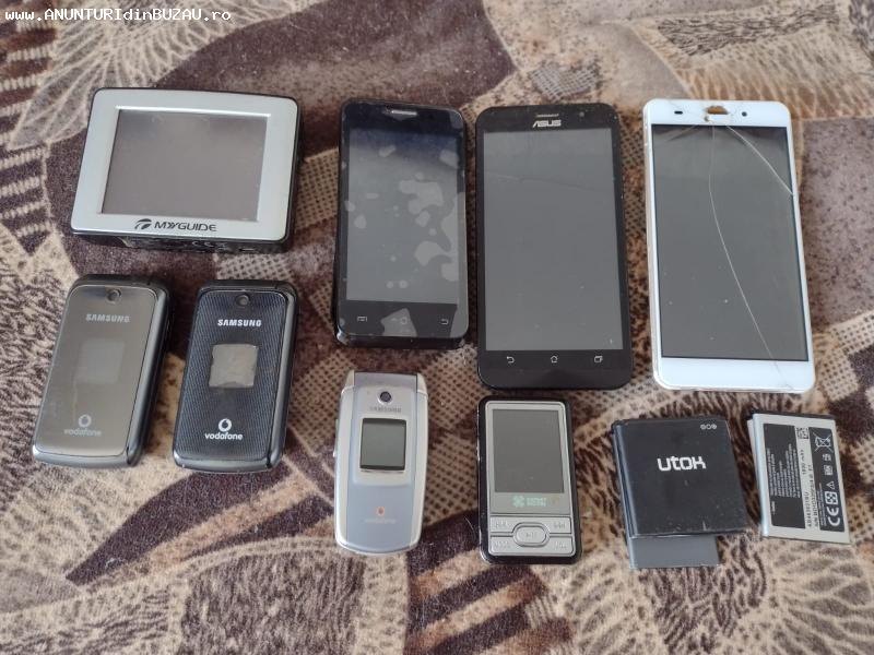 Deșeuri telefoane scoase din uz