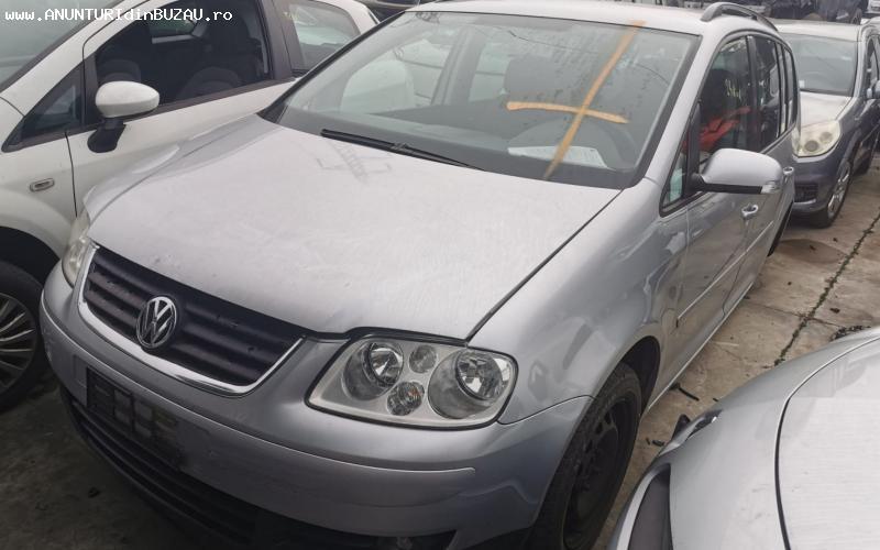 Volkswagen Touran 1.9TDI AVQ, 2005