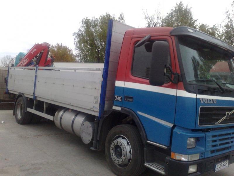 Inchirieri camioane si trailere