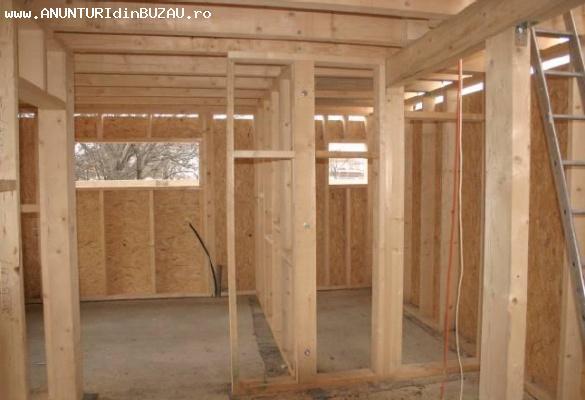 Case din lemn eco, de la 7000 EURO