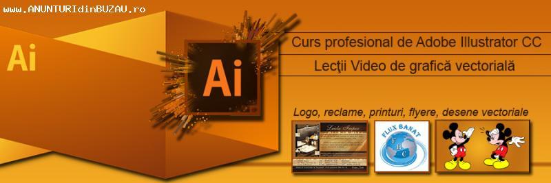 curs adobe photoshop illustrator in buzau