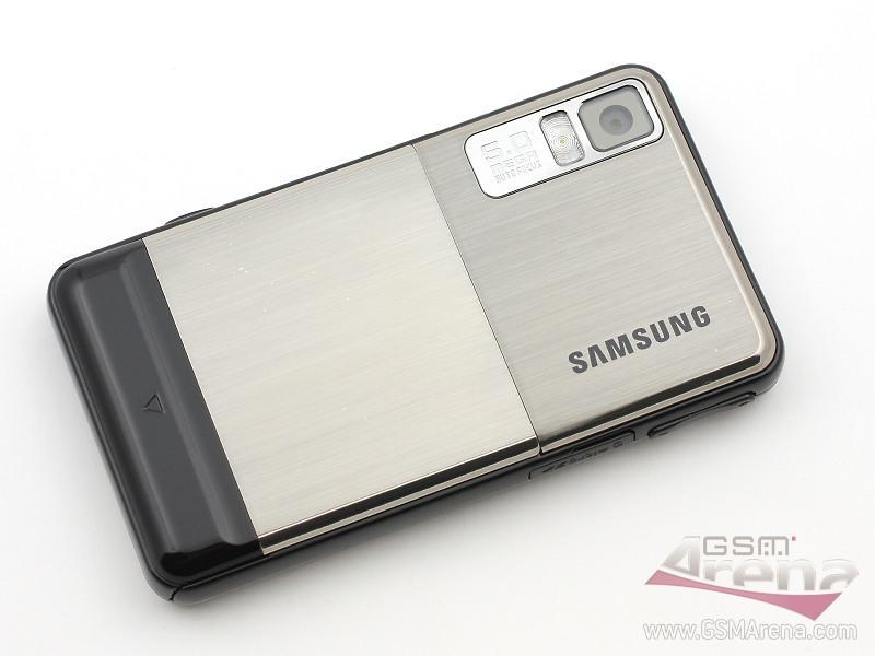 Samsung F480 Tocco.
