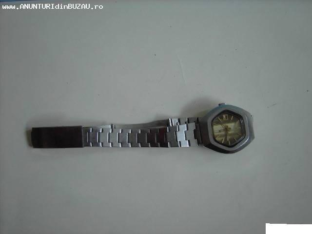 Ceas mecanic automat marca Forsam original (Elvetia)