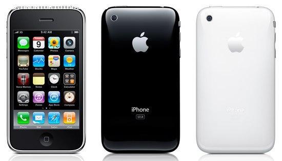 vand schimb iphone 3 GS arata impecabil husa pe spate