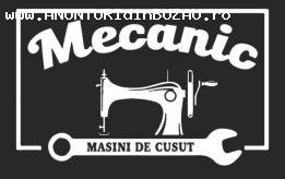 Mecanic mașini de cusut