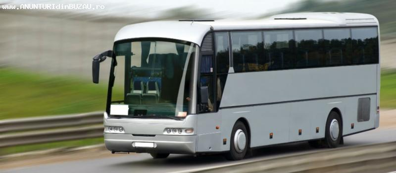 Transport persoane Buzau Germania