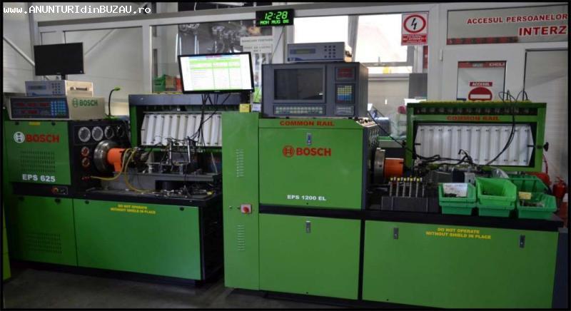 Reparatii injectoare Buzau - Bosch - Delphi - Piezo - PD