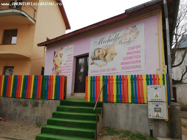 Salon înfrumusețare – Zona Cuza Voda – Bazar se închiriază