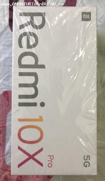 Ieftin Xiaomi Redmi 10X Pro 5G SIGILAT