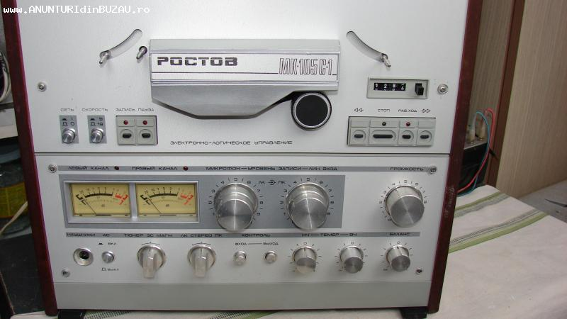 Cumpar Magnetofon Rostov