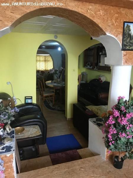 Casa de vanzare in Topliceni Rm-Sarat Buzau