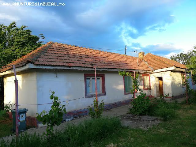 Se vinde casa cu parter in sat Vadu Pasii