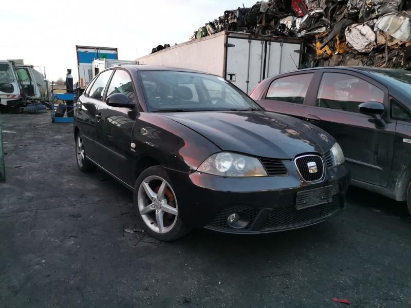 Seat Ibiza 6L 1.2 12v AZQ, BME, BXV si 1.4 16v BBY, BKY, BUD