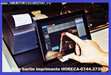 Rola hartie POS VerifoneVX,Epson M,Ingenico ICT,Ingenico IPP