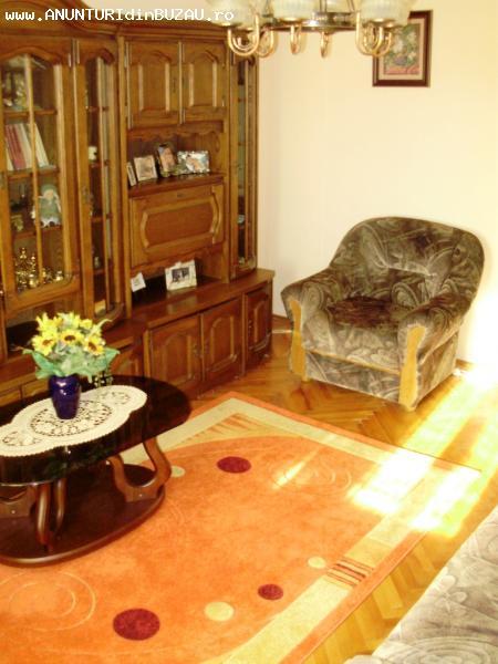 Apartament 3 camere, zona Caraiman, mobilat complet